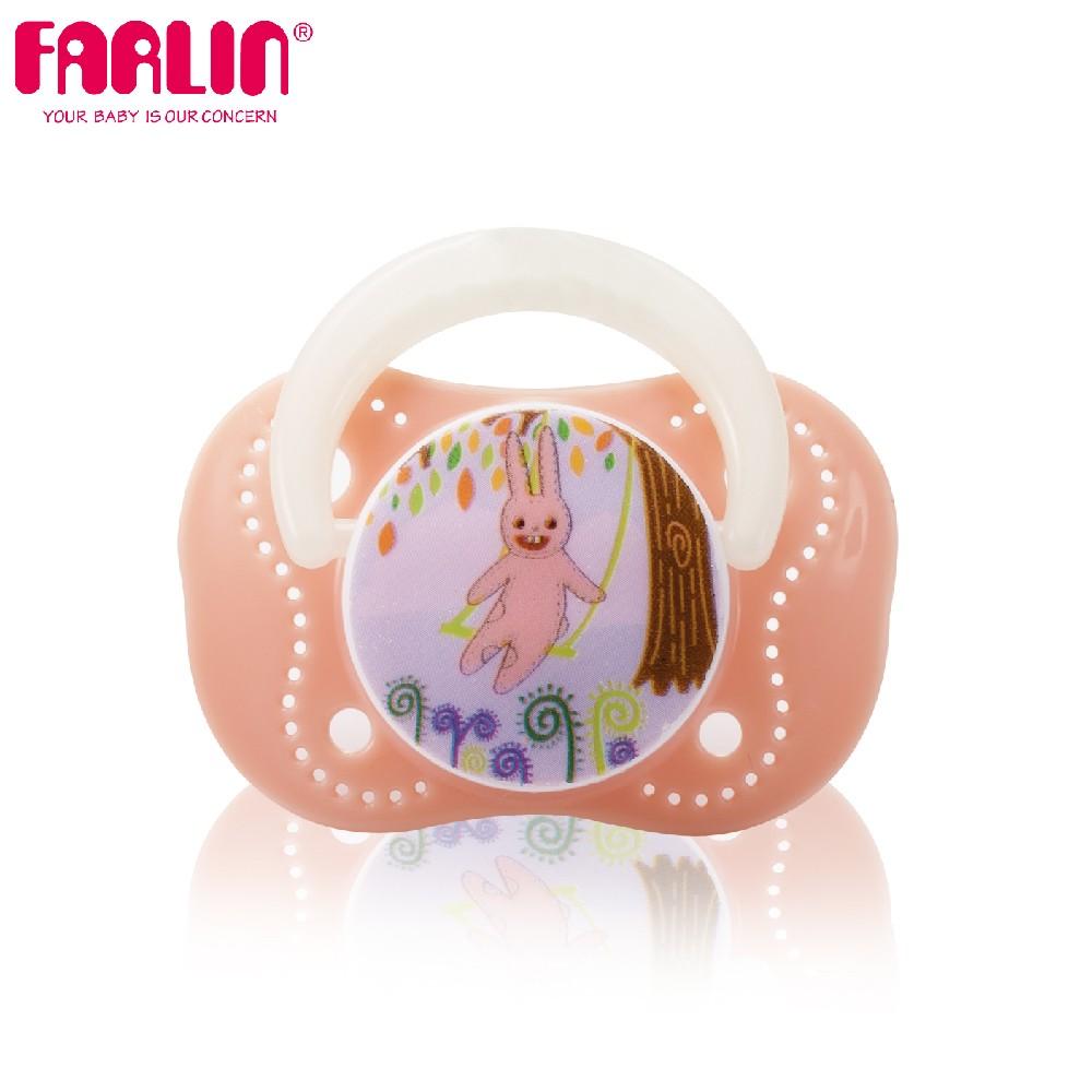 嬰兒櫻桃型安撫奶嘴(6M+/夜光焦)