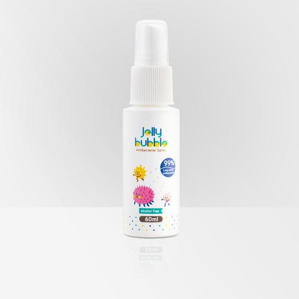 【Jelly Bubble潔莉泡泡】天然抗菌噴霧 BD-40002