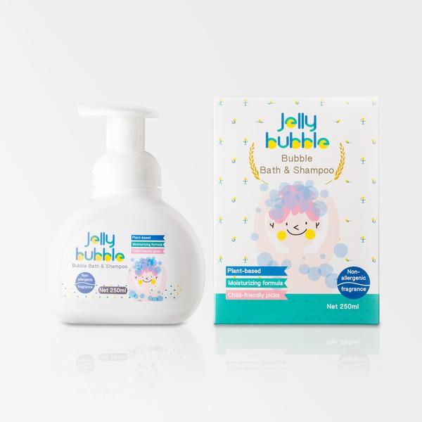 【Jelly Bubble潔莉泡泡】2合1泡泡沐浴慕斯 CA-10009