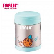 不鏽鋼悶燒保溫罐(300ml/藍)