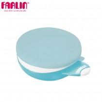 兒童吸盤學習碗(蹦蹦碗/附湯匙)(藍)