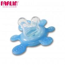 小花可換水矽膠固齒器(二階16m+/藍)