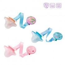 嬰兒拇指型安撫奶嘴(6M+/夜光附鍊)