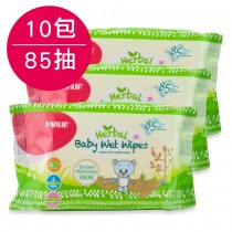 嬰兒超純水保濕濕紙巾 (團購10入組)